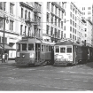Streetcars at 1st and Mission (1948)