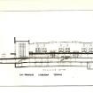 Transbay Terminal—Artist's Rendering of Cross-Section (1936)